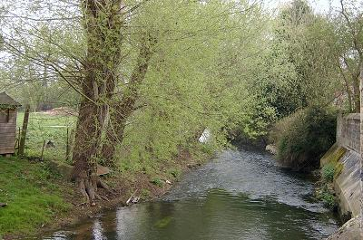 The River At Cricklade