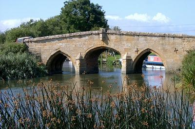 Radcot Bridge