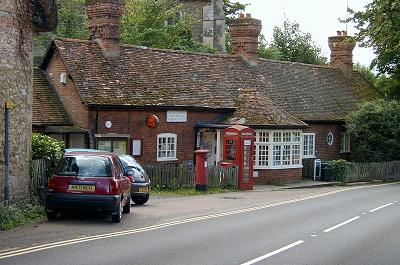 Clifton Hampden Post Office