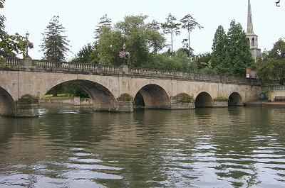 Wallingford Bridge
