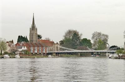 Classic View of Marlow