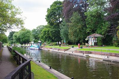 Romney Lock, Windsor